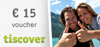 Tiscover travel voucher