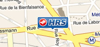 The HRS office in Paris