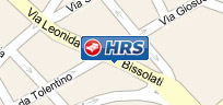 The HRS office in Rome