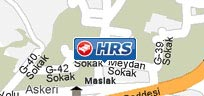 The HRS office in Istanbul