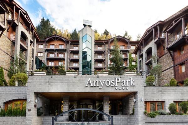 Hotel AnyosPark Mountain Resort