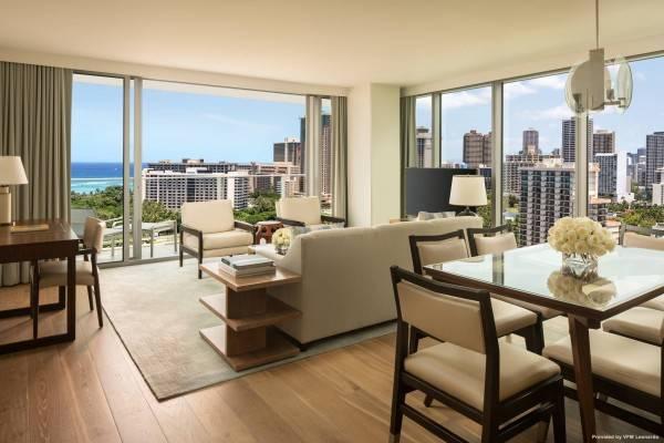 Hotel The Ritz-Carlton Residences Waikiki Beach