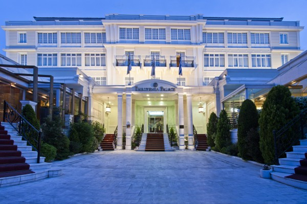Hotel Theoxenia Palace Kifissia