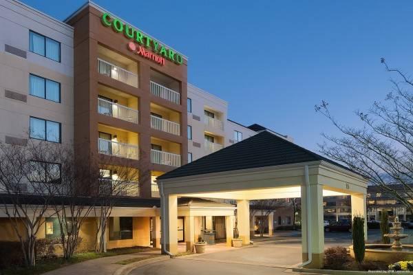 Hotel Courtyard Greenville-Spartanburg Airport