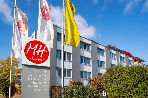 Michel Hotel Frankfurt Airport