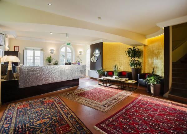 Hotel Hambros Il Parco In Villa Banchieri