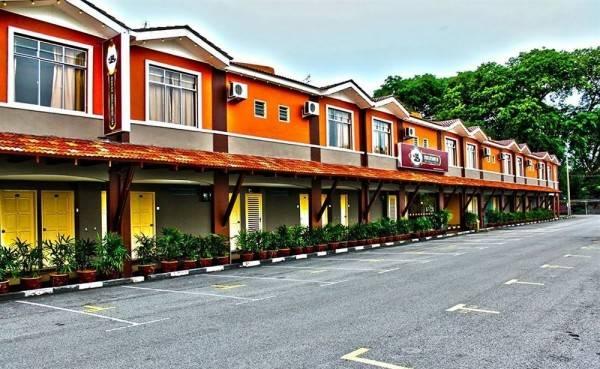 Straits Settlement Inn