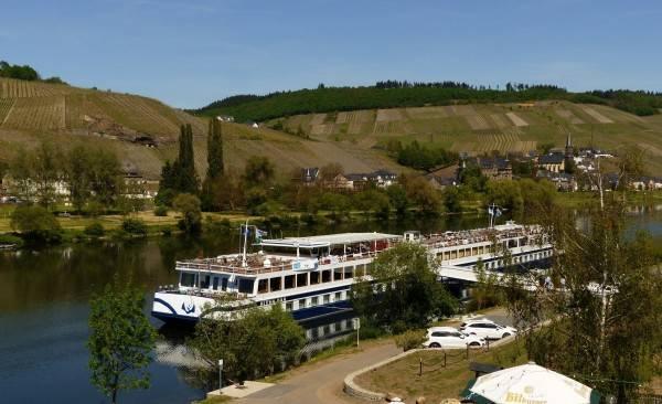 Hotel River Bär Kabinenschiff