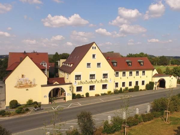 Hotel Scheubel Landgasthof