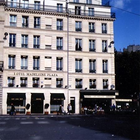 Hotel Madeleine Plaza Emeraude