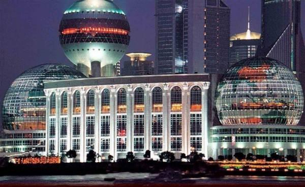 Hotel Oriental Riverside Bund View