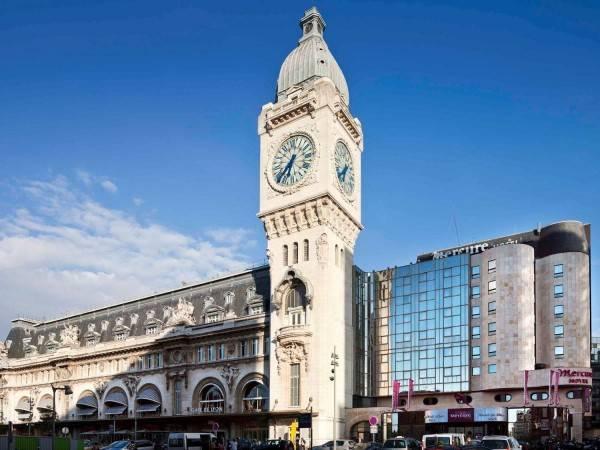 Hôtel Mercure Paris Gare de Lyon TGV