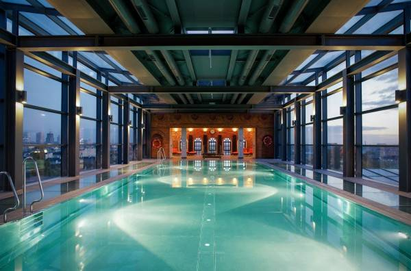 Hotel Vienna House Andel's Lodz