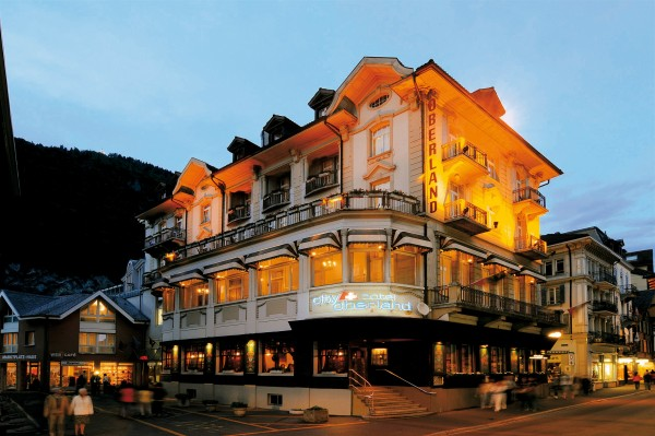 City Oberland Swiss Quality Hotel