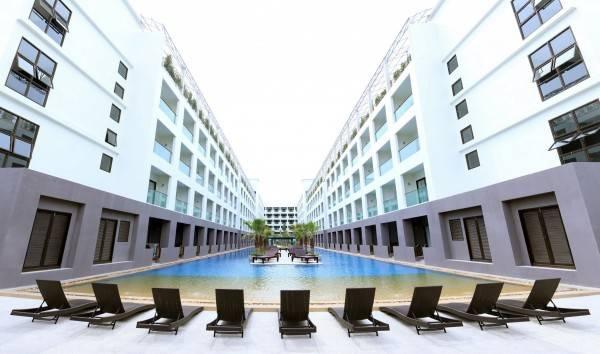 Hotel Woraburi Pattaya Resort & Spa