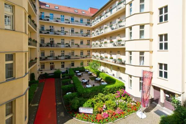 Hotel Zarenhof Prenzlauer Berg