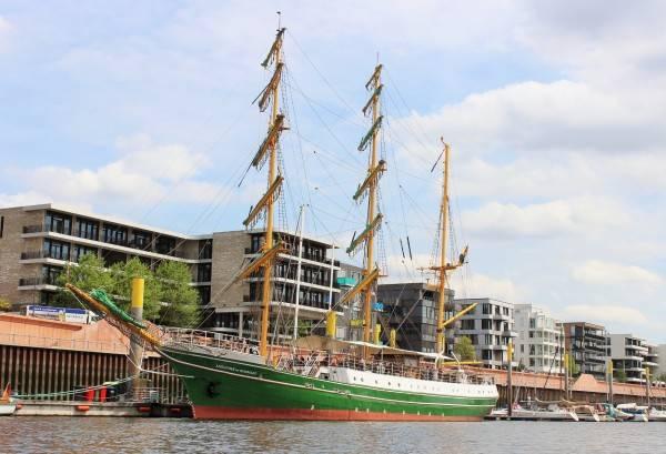 Hotel Alexander von Humboldt - Das Schiff