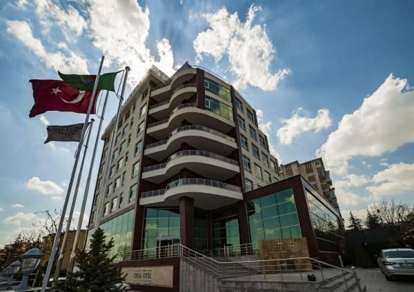 Hotel Tzob Otel