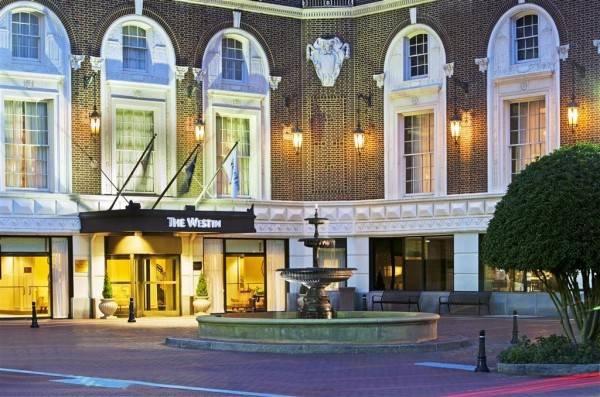 Hotel The Westin Poinsett Greenville