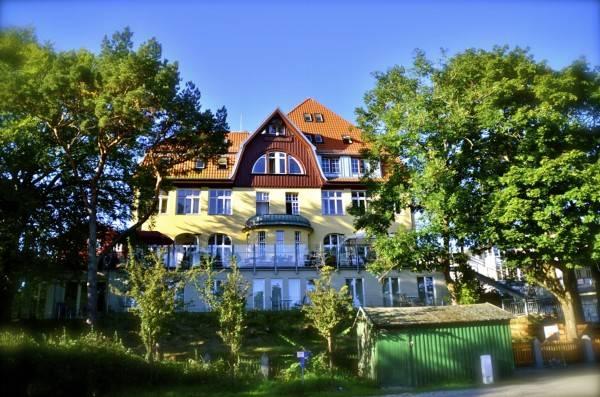 Hotel Strandvillen Heringsdorf