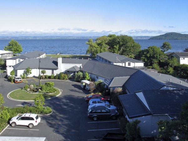 Hotel Wai Ora Lakeside Spa Resort