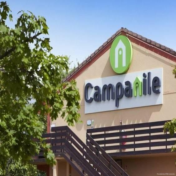 Hotel Campanile - Macon Nord Sennec