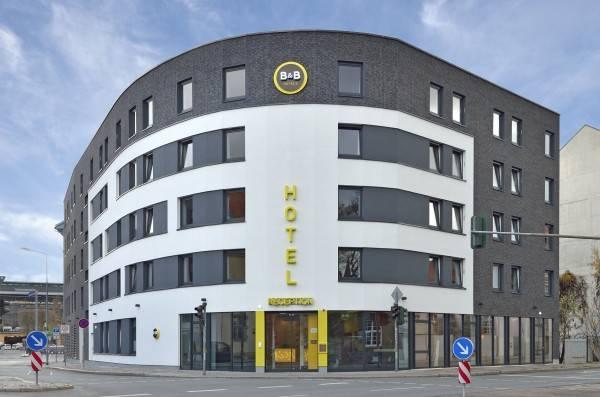 B&B Hotel Erfurt