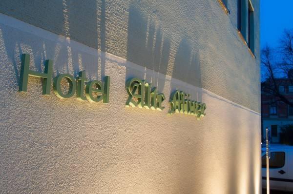 Hotel Gasthaus Alte Münze