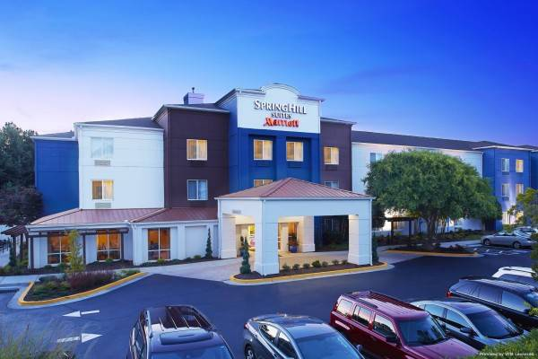 Hotel SpringHill Suites Atlanta Six Flags