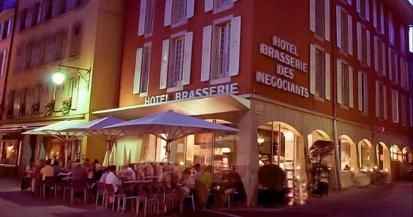 Hotel Les Négociants
