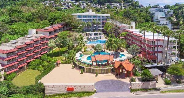 Hotel Chanalai Flora Resort formerly Serene Resort Change