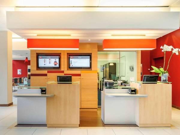 Hotel ibis Lugano Paradiso