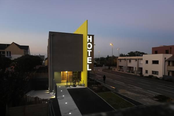 Hotel The OriginalsRennes Sud La Chaussairie (ex Inter-Hotel)