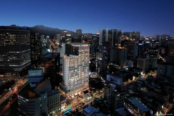 Hotel Courtyard Seoul Namdaemun