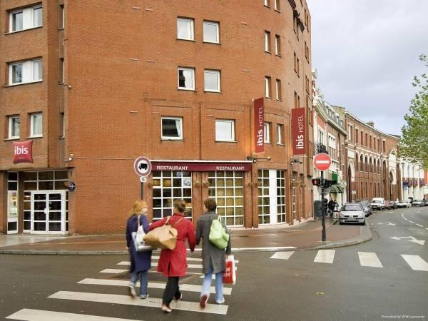 Hotel ibis Lille Roubaix Centre Grand-Place