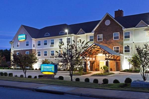 Hotel Staybridge Suites GREENVILLE I-85 WOODRUFF ROAD
