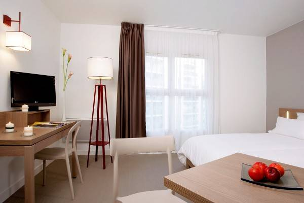 Hotel APPART'CITY MULHOUSE