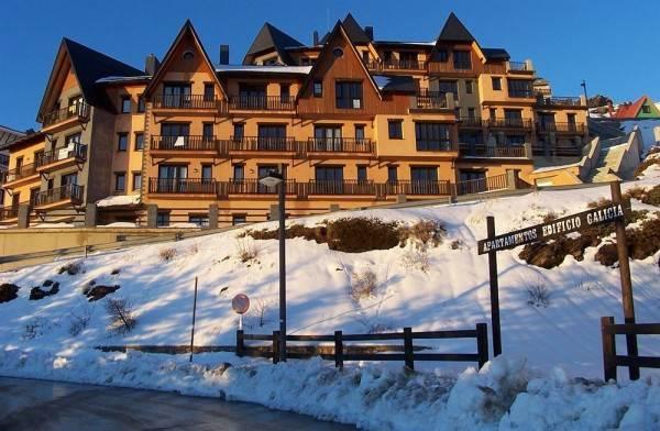 Hotel Apartamentos Habitat Zona Media