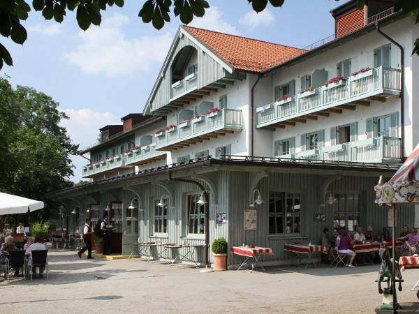 Hotel Seehof am Ammersee