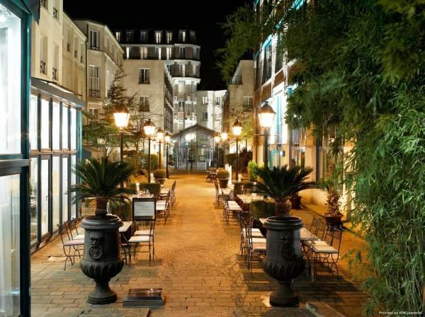 Hotel Les Jardins du Marais