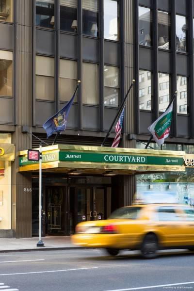 Hotel Courtyard New York Manhattan/Midtown East