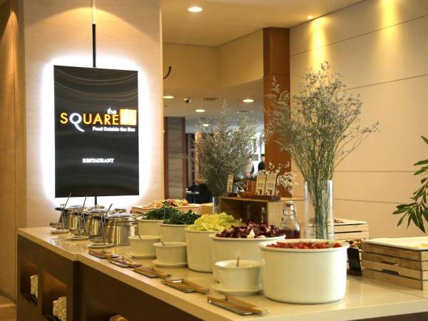 Hotel Novotel Ambassador Daegu
