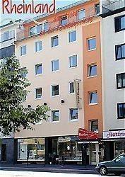 Hotel Rheinland Kennedybrücke
