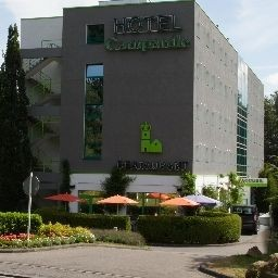 Hotel Campanile Luxembourg Airport