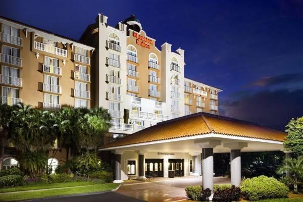Hotel Sheraton Suites Fort Lauderdale at Cypress Creek