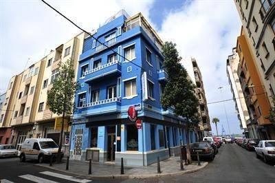 Hotel Hostal Alcaravaneras