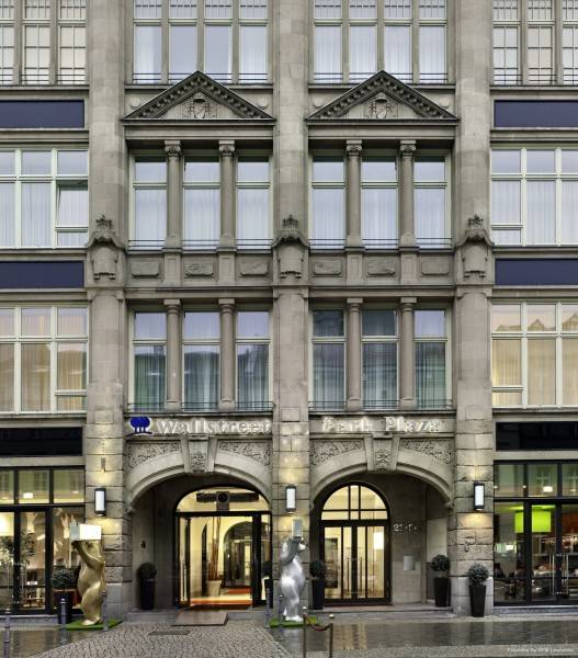 Hotel Park Plaza Wallstreet Berlin Mitte