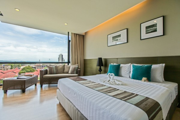 Hotel At Mind Serviced Residence Pattaya