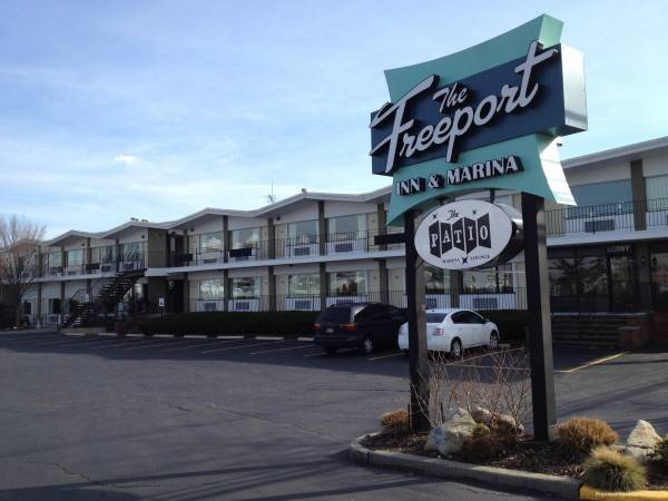 The Freeport Inn And Marina