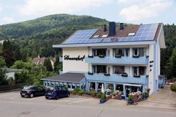 Hotel Sonnenhof Garni